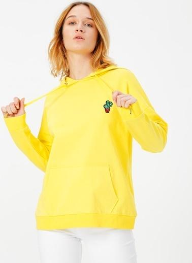 Fabrika Sweatshirt Sarı